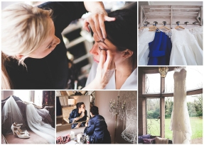 Bridal prep collage no logo